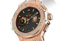 Hublot Big Bang Lady Angola Leila Lopes