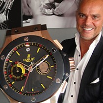 Hublot Big Bang Angola Wall Clock