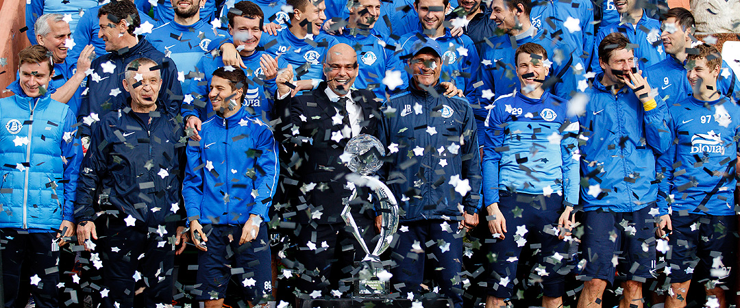 AdF congratulates Football Club Dnipro, former AdF Diamonds Cup winners, for reaching the UEFA's cup final