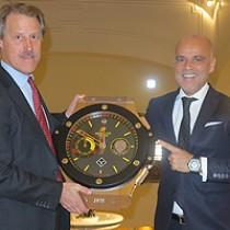 AdF presents Adrian Bridge, CEO of The Yeatman Hotel
