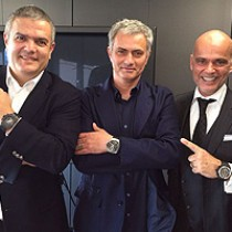Jose Mourinho becomes Official Ambassador for Hublot