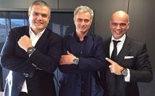 Jose Mourinho becomes Official Ambassador for Hublot