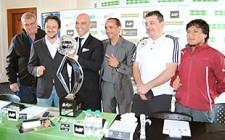 Dnipro, Rubin Kazan, Cluj y Lyubimets se disputarán el trofeo más caro del mundo en Marbella