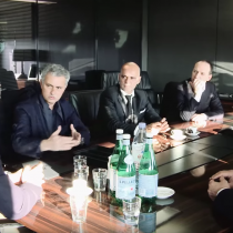 "JOSE MOURINHO ""THE SPECIAL ONE"" CHOOSES HUBLOT"